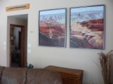 Original Paintings of Grand Canyon
