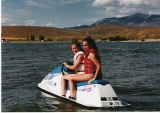 Piute Lake fun