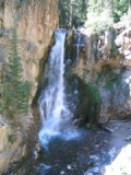 Bullion Canyon Falls