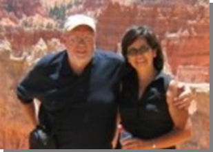 Bryan and Ana Burrell know Utah Vacation spots
