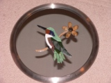 Hummingbird Mosaic Picture